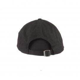 Casquette Gant en coton noir