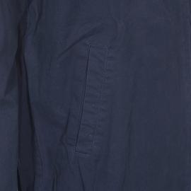 Blouson zippé Furyo Harris Wilson en coton bleu marine