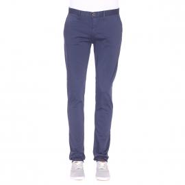 Pantalon cintré Izac bleu marine