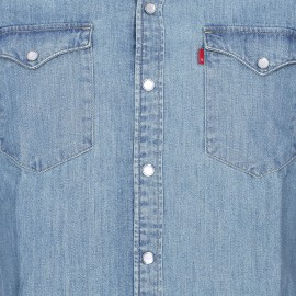 Chemise en jean Levi's Barstow Western Red Cast Stone