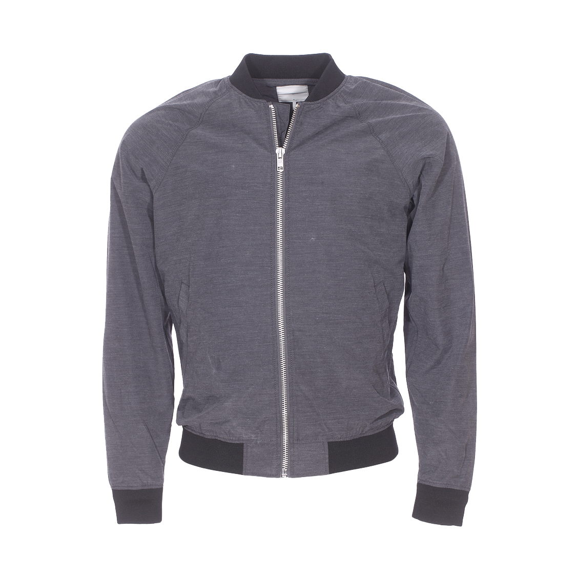 Blouson  style bomber gris anthracite