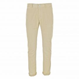 Pantalon chino No excess beige