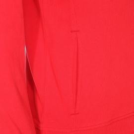 Sweat zippé Bochil Napapijri rouge