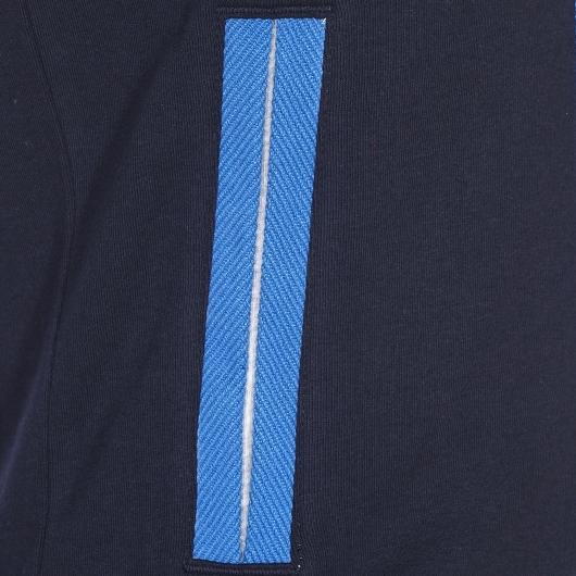sweat zipp napapijri bleu marine empi cements gris chin et bleu lectrique rue des hommes. Black Bedroom Furniture Sets. Home Design Ideas