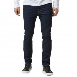 Jean skinny Selected Fabios bleu brut