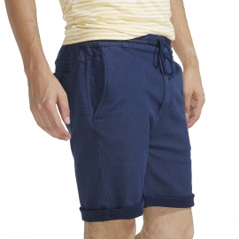 Bermuda Wrangler Drawstring shorts bleu indigo