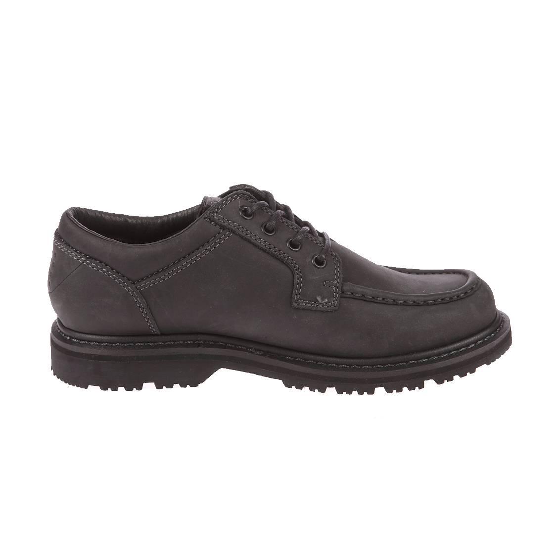 Chaussures Sannio TBS en cuir noir. Chaussures Sannio TBS en cuir noir