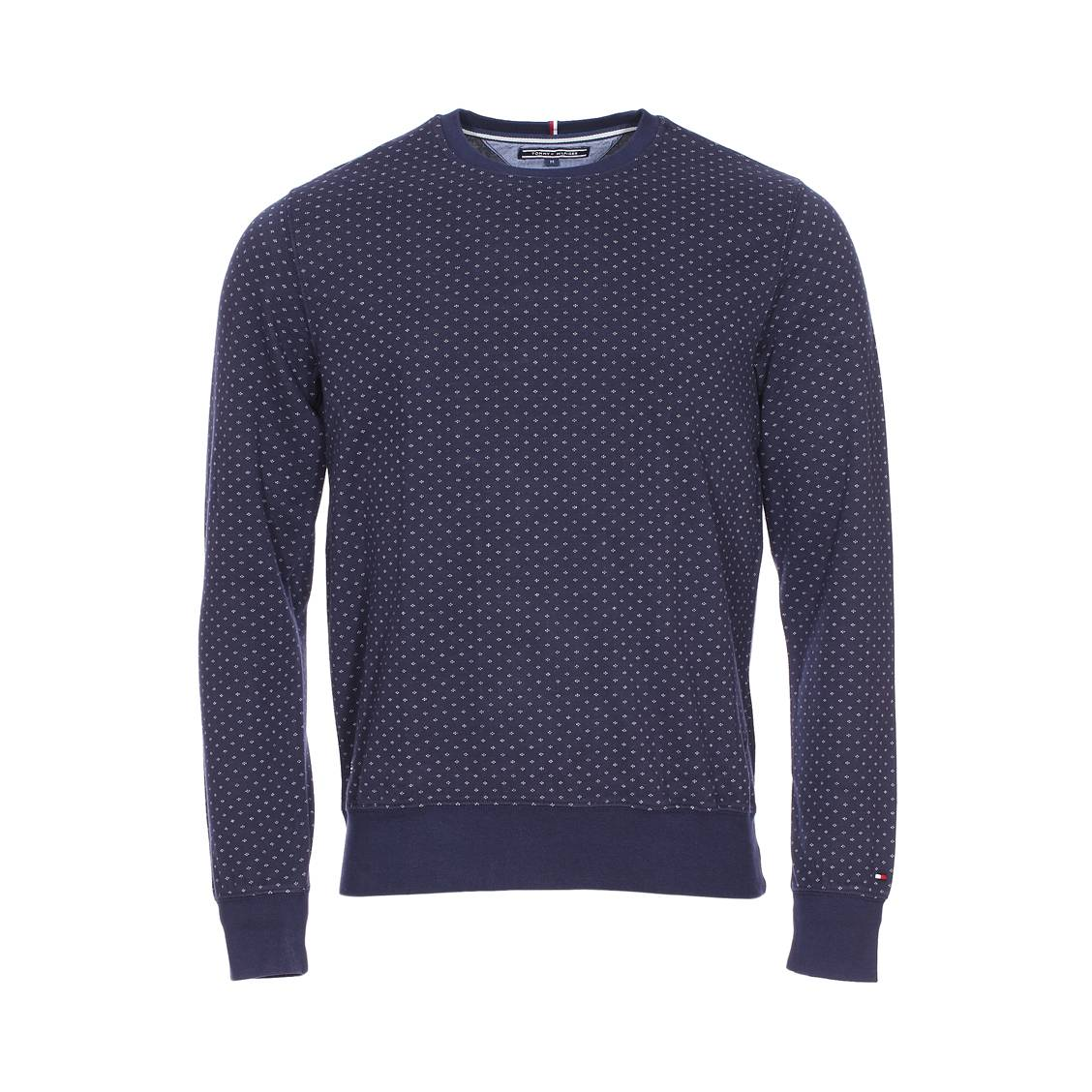 Sweat col rond Tommy Hilfiger homme