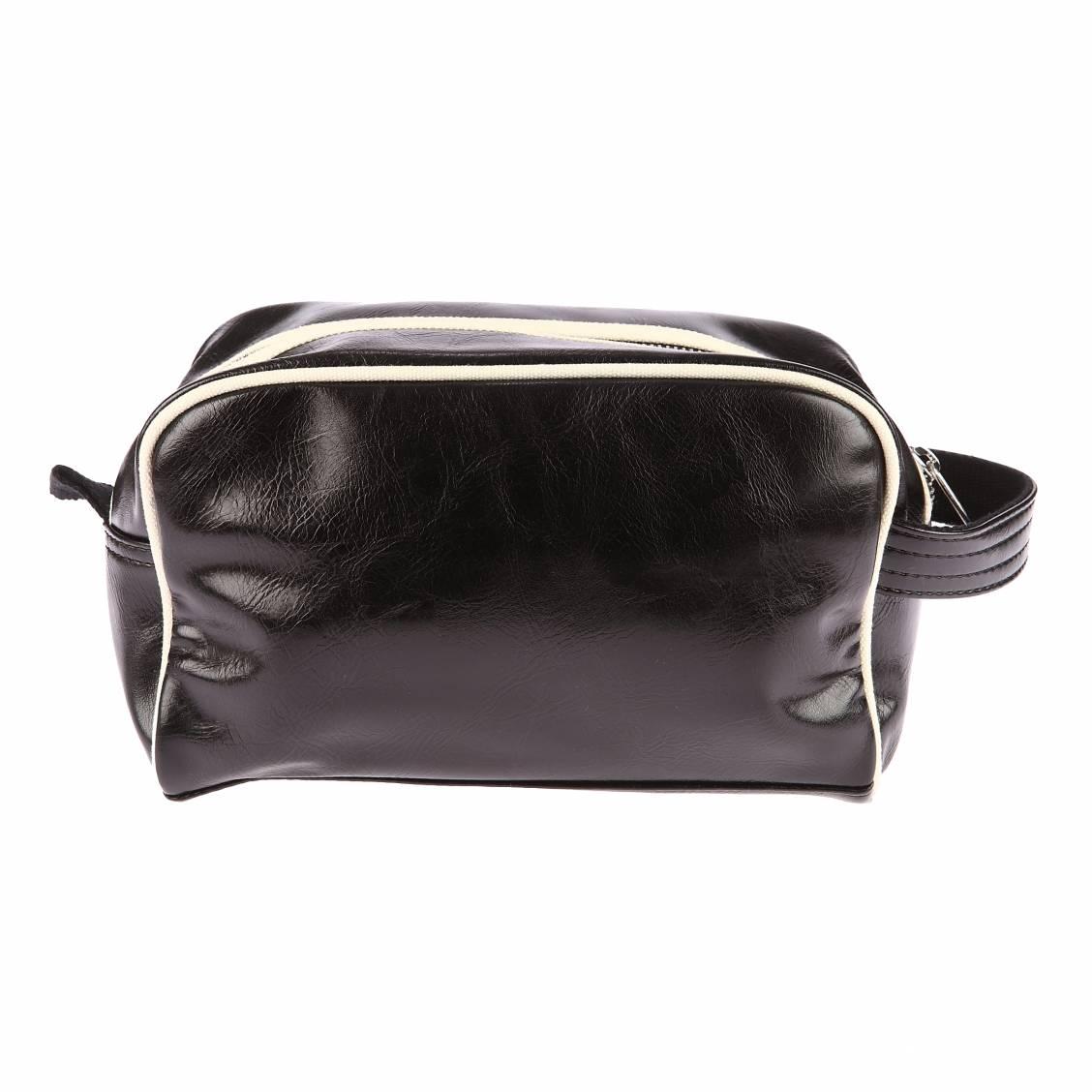 Trousse de toilette Fred Perry Classic Travel Kit Bag Black/Ecru noir DwaXuVcV6P