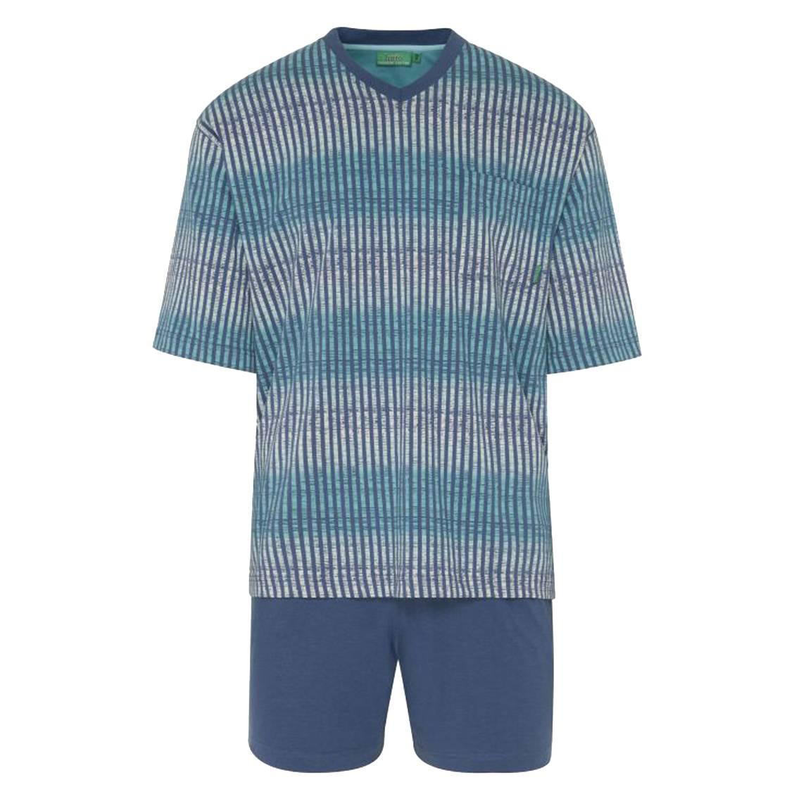 HAJO Sweat-shirt col polo QcMOT