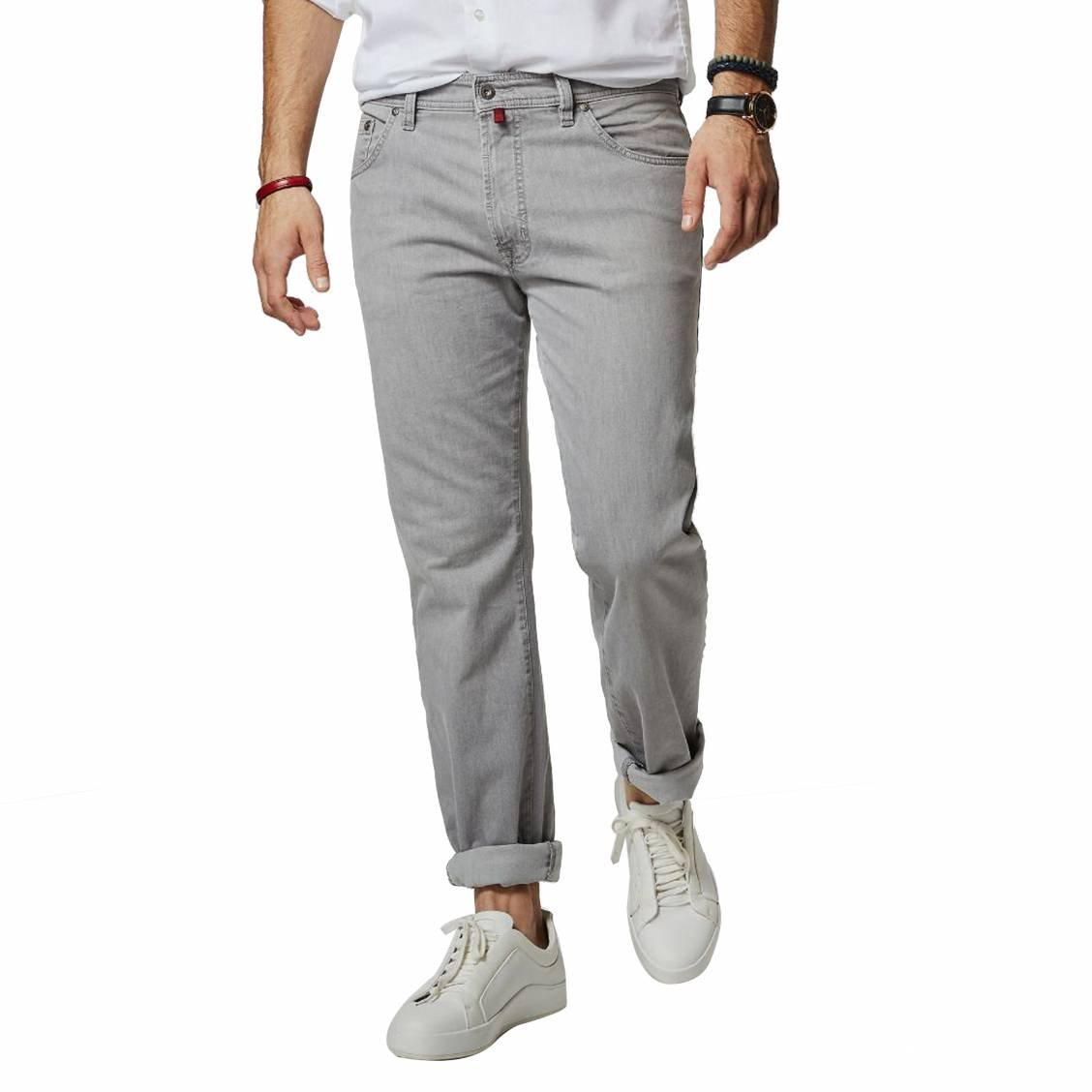 Jean  deauville airtouch gris clair