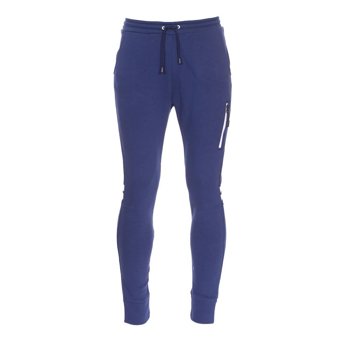 Ellesse Marine Heritage Pantalon Coton Mélangé Bleu Jogging De En lJcKTF1