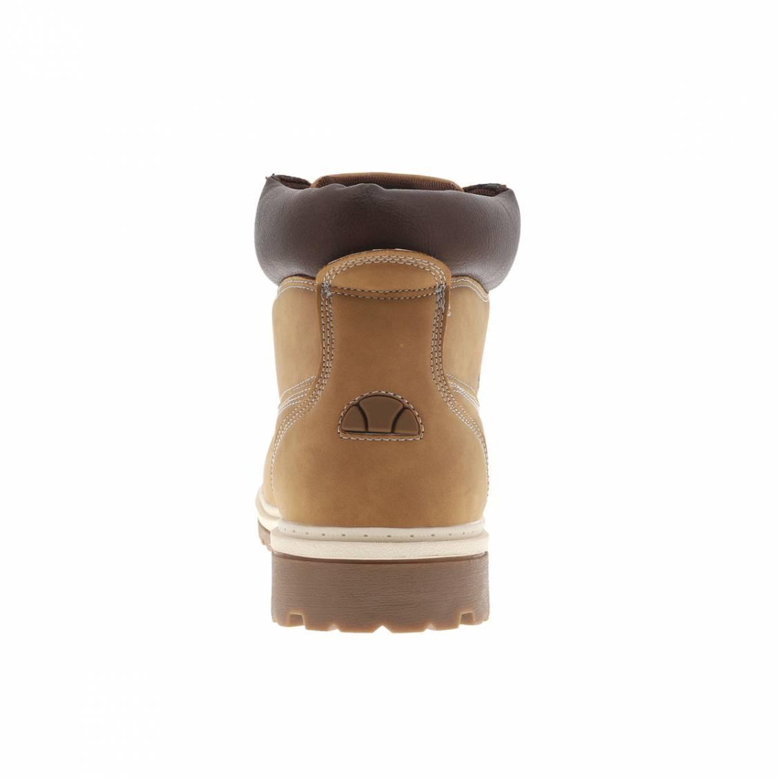 d0bd17af854 ... Boots hautes Ellesse Prime marron ...