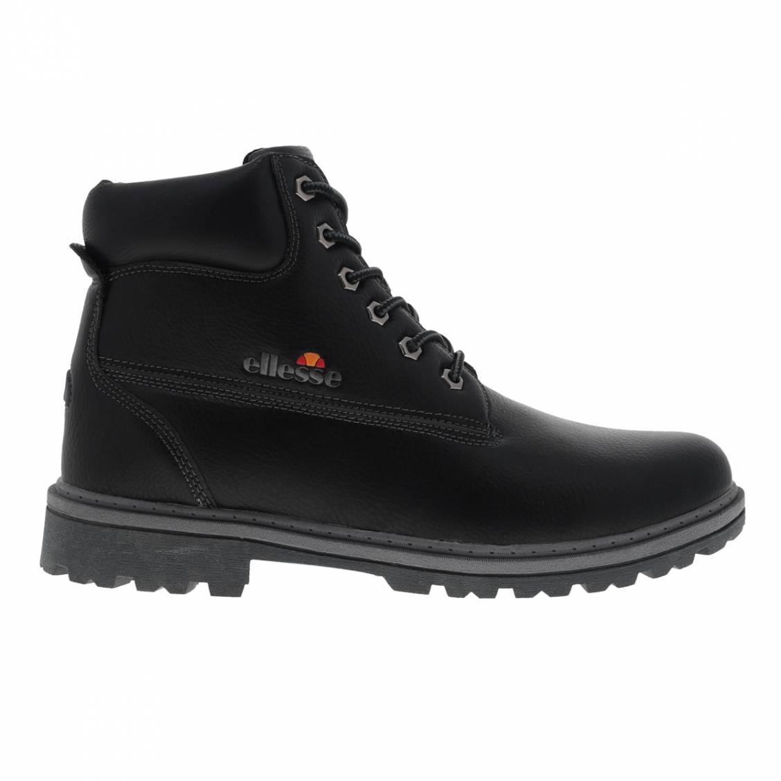 ad0333c6614 Boots hautes Ellesse Prime noires ...