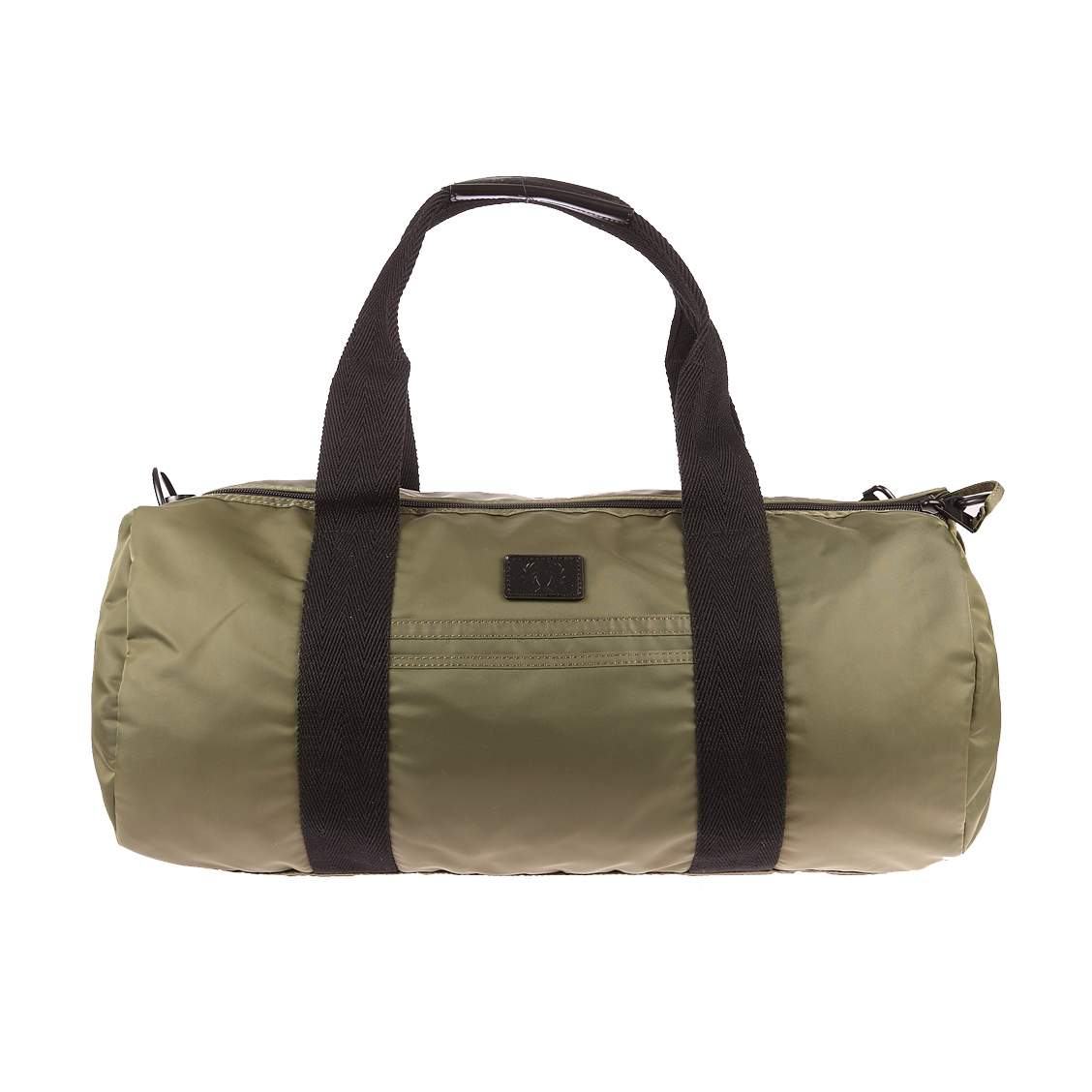 Sac de sport Fred Perry Sports Nylon Barrel Bag olive. Sac de sport Fred Perry  - Polyamide (100%) - Doublure : polyester (100%)- Olive