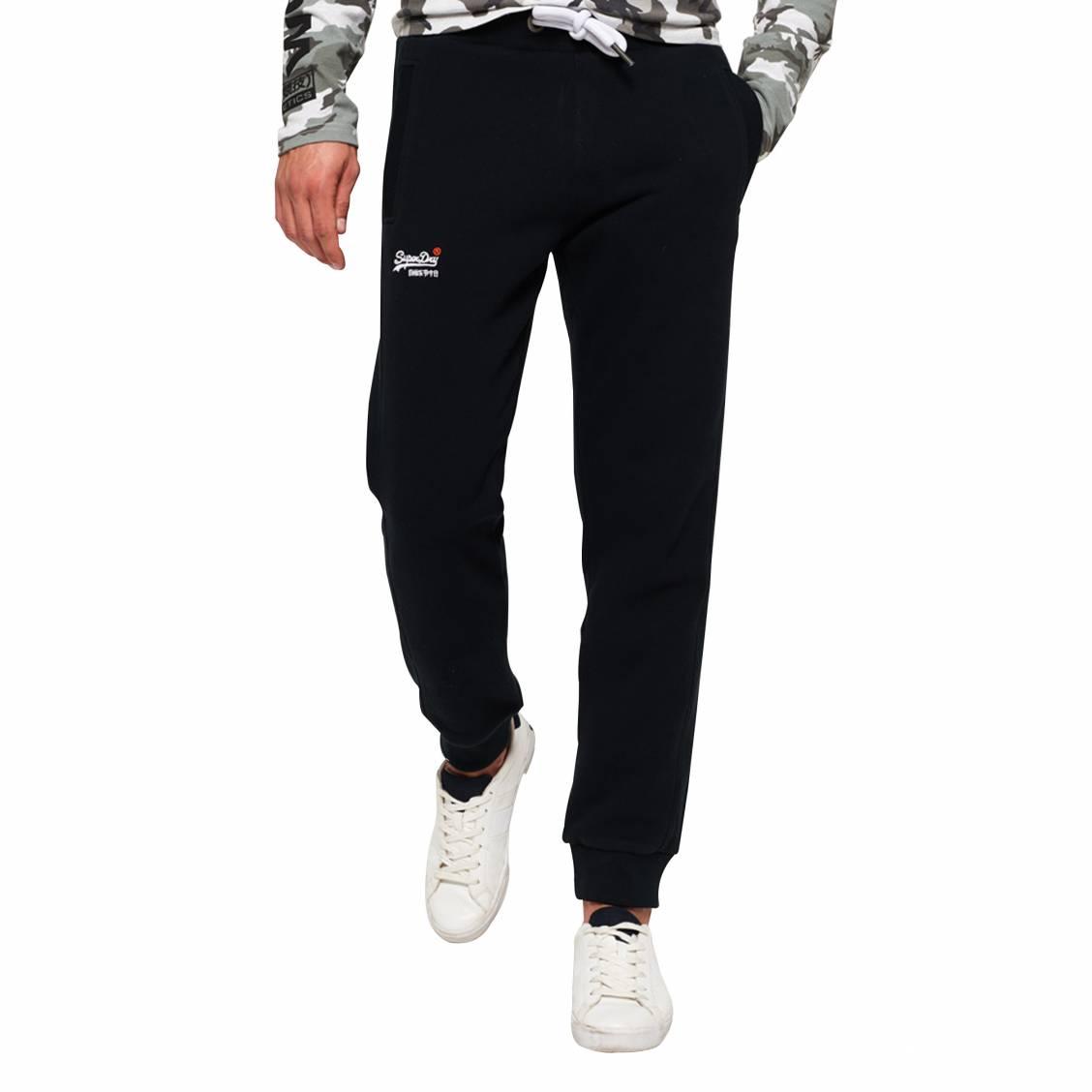 pantalon de survetement superdry homme en solde