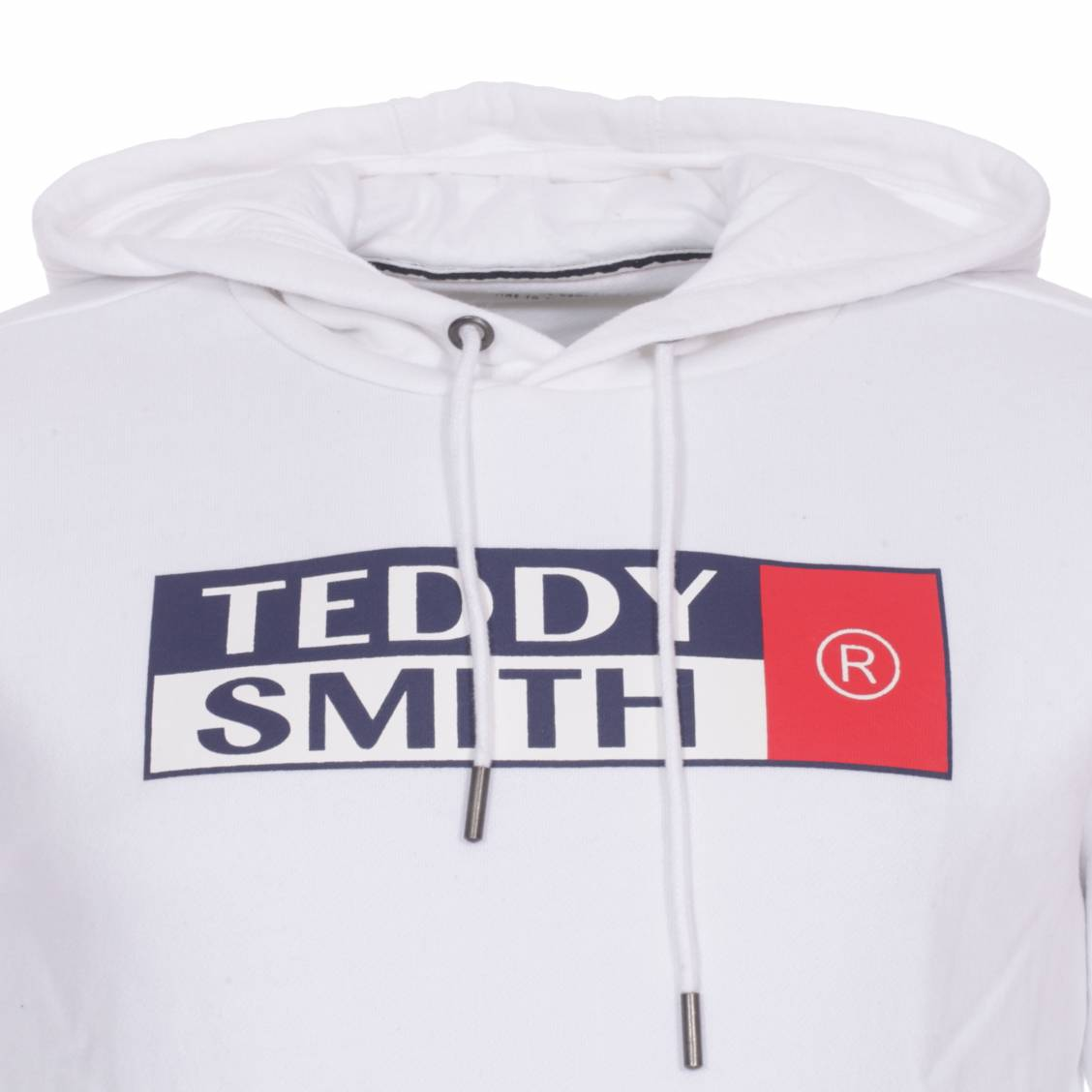 Smith Rue Molleton Setik Hommes Sweat Teddy À Capuche Blanc En Des q4nfg1