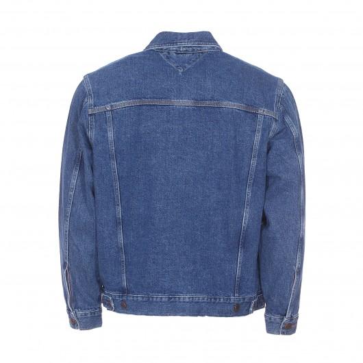 Hommes Jean En Tommy Bleu Jeans Classics Des Coton Veste Rue zBHqO66