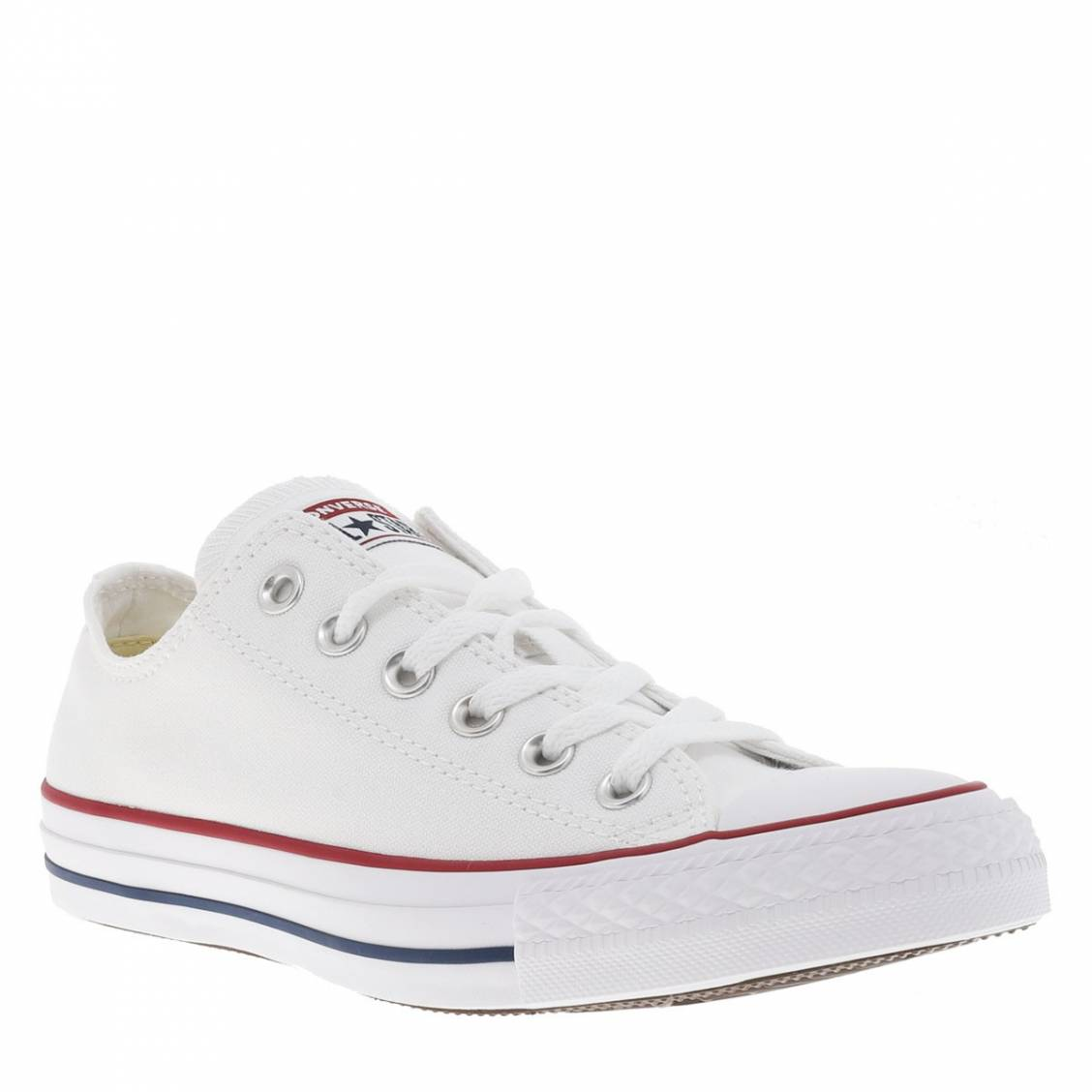 converses homme blanches
