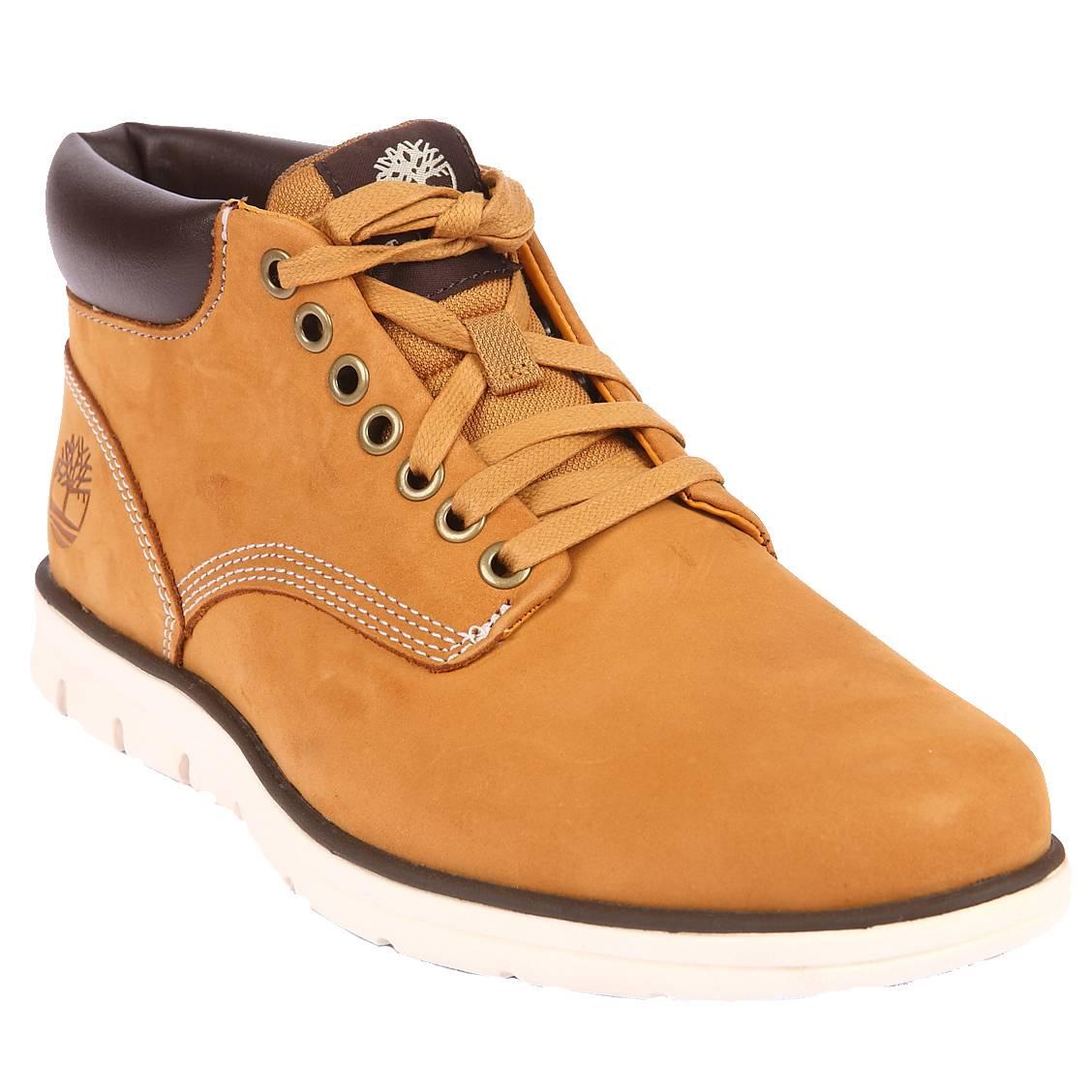 sneakers cuir timberland