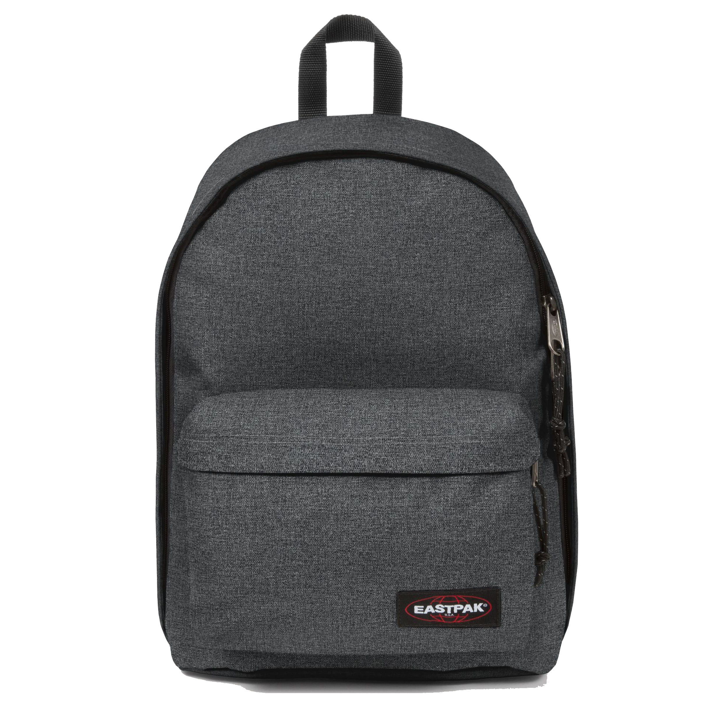 Sac à dos  out of office 27l gris anthracite effet denim