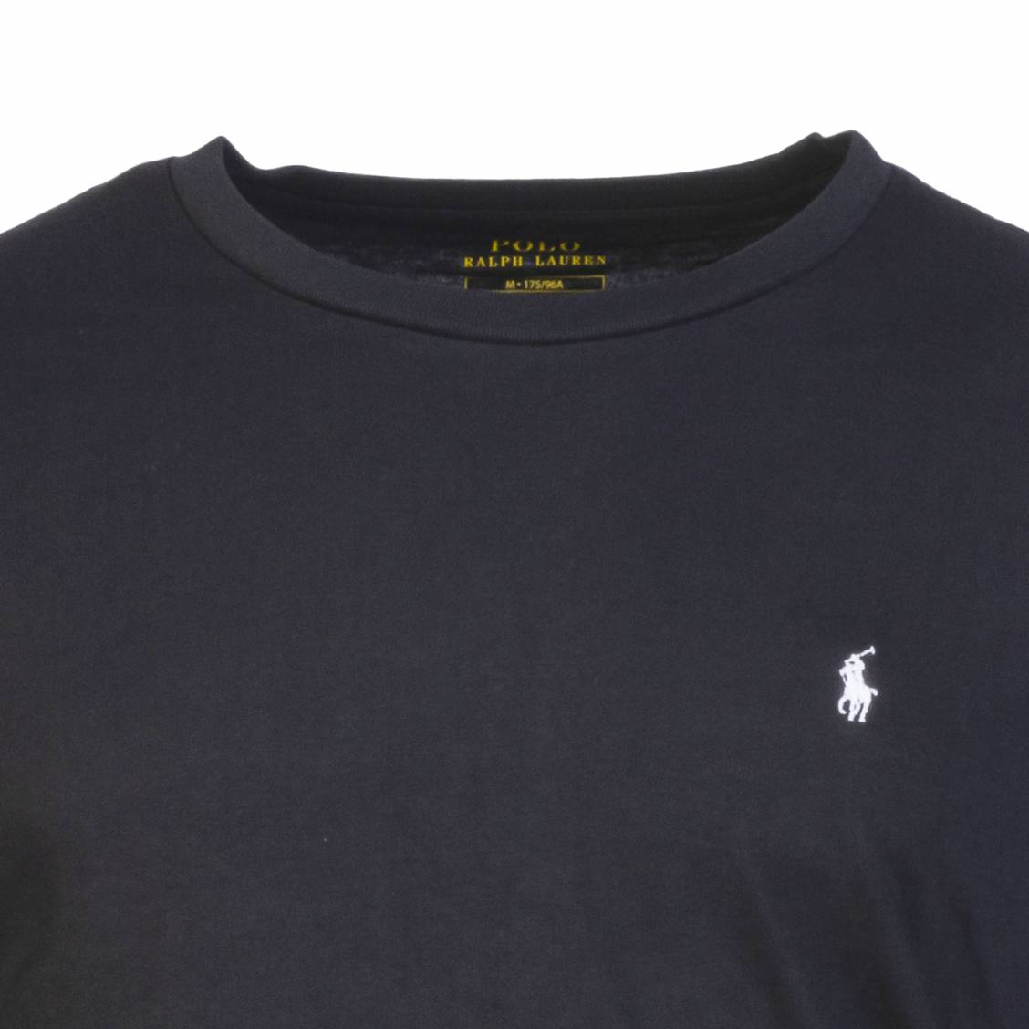 Tee-shirt manches longues col rond Polo Ralph