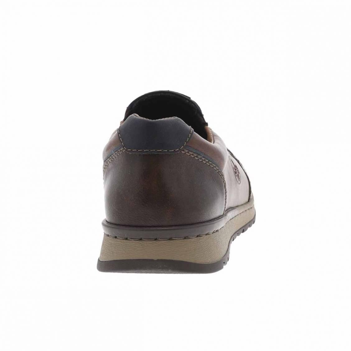 Chaussures de ville Rieker marron | Rue Des Hommes
