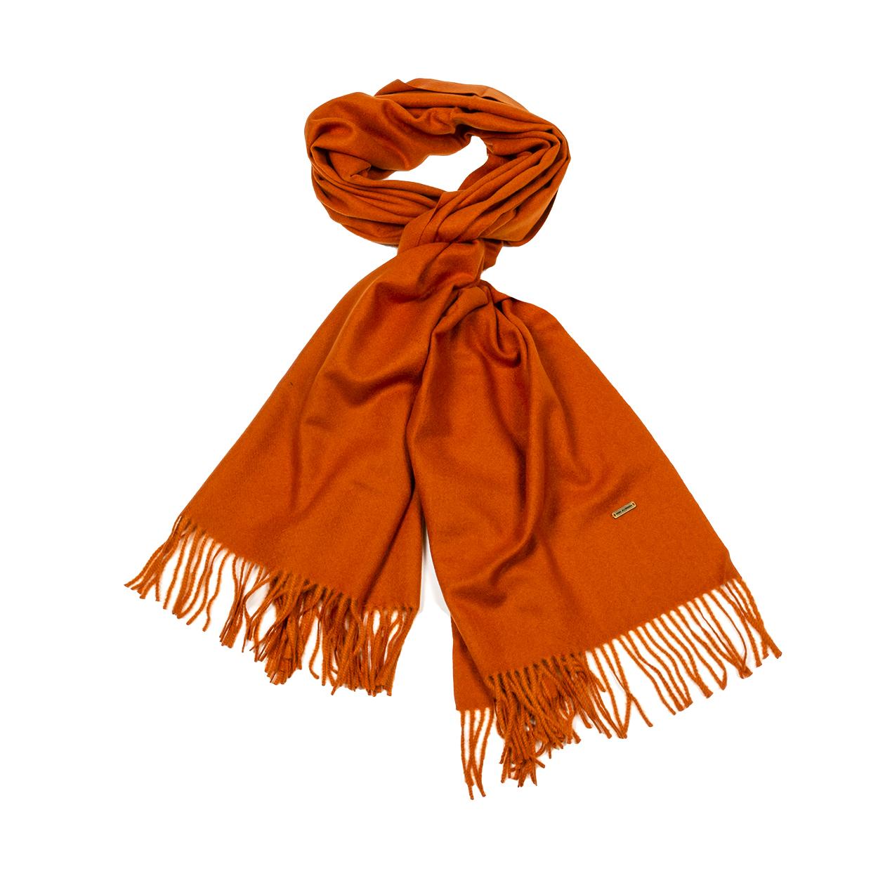 Echarpe  occitan orange