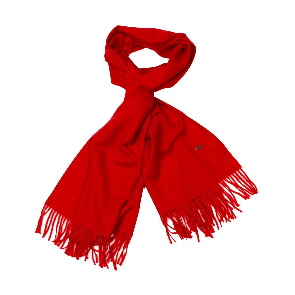 Echarpe  occitan rouge