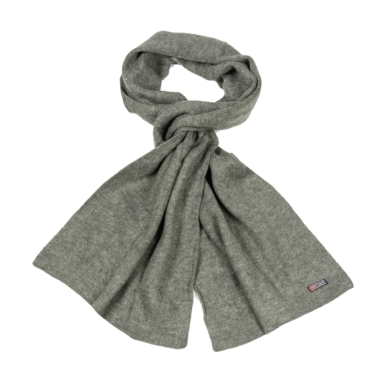 Echarpe  lino gris chiné