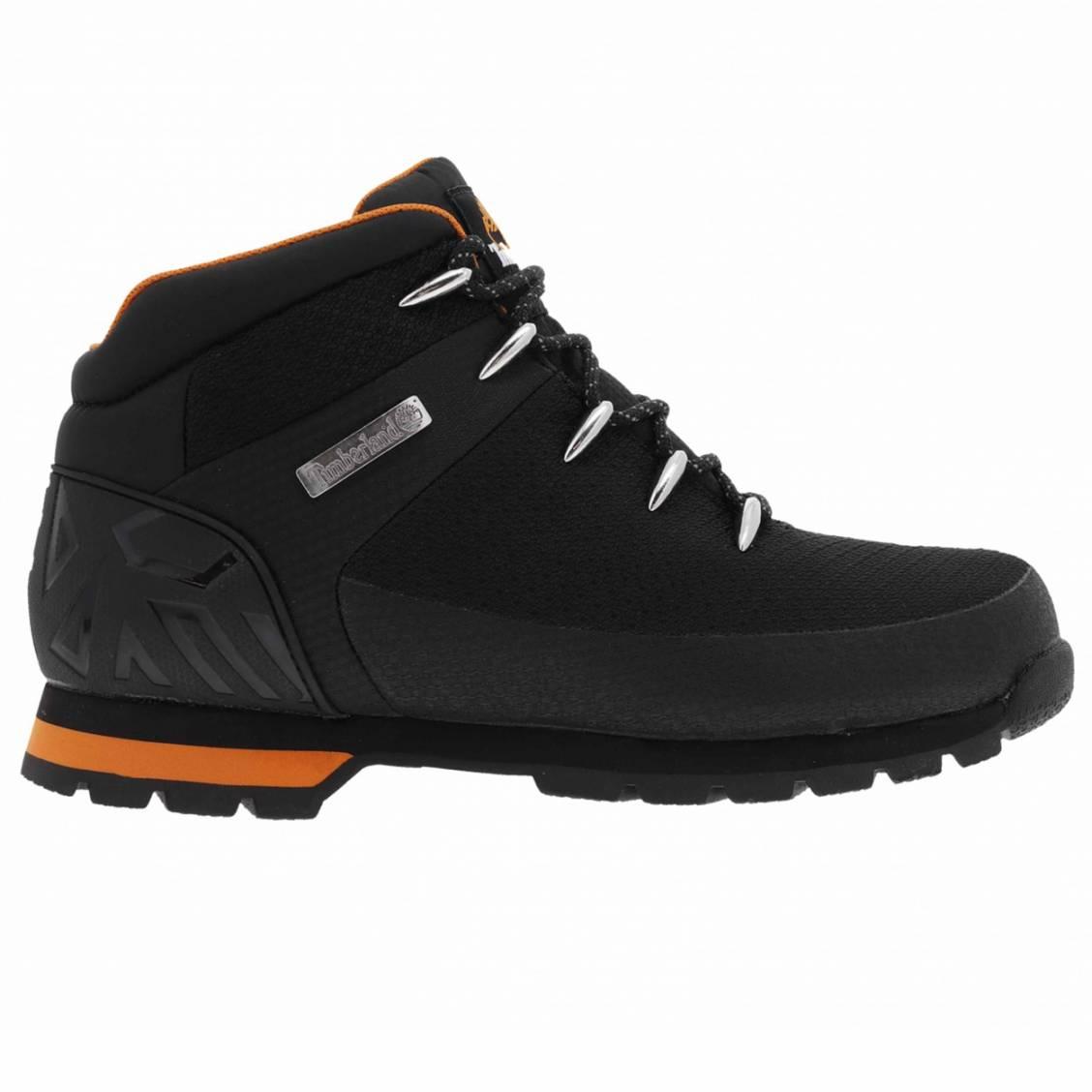 timberland chaussures hommes orange