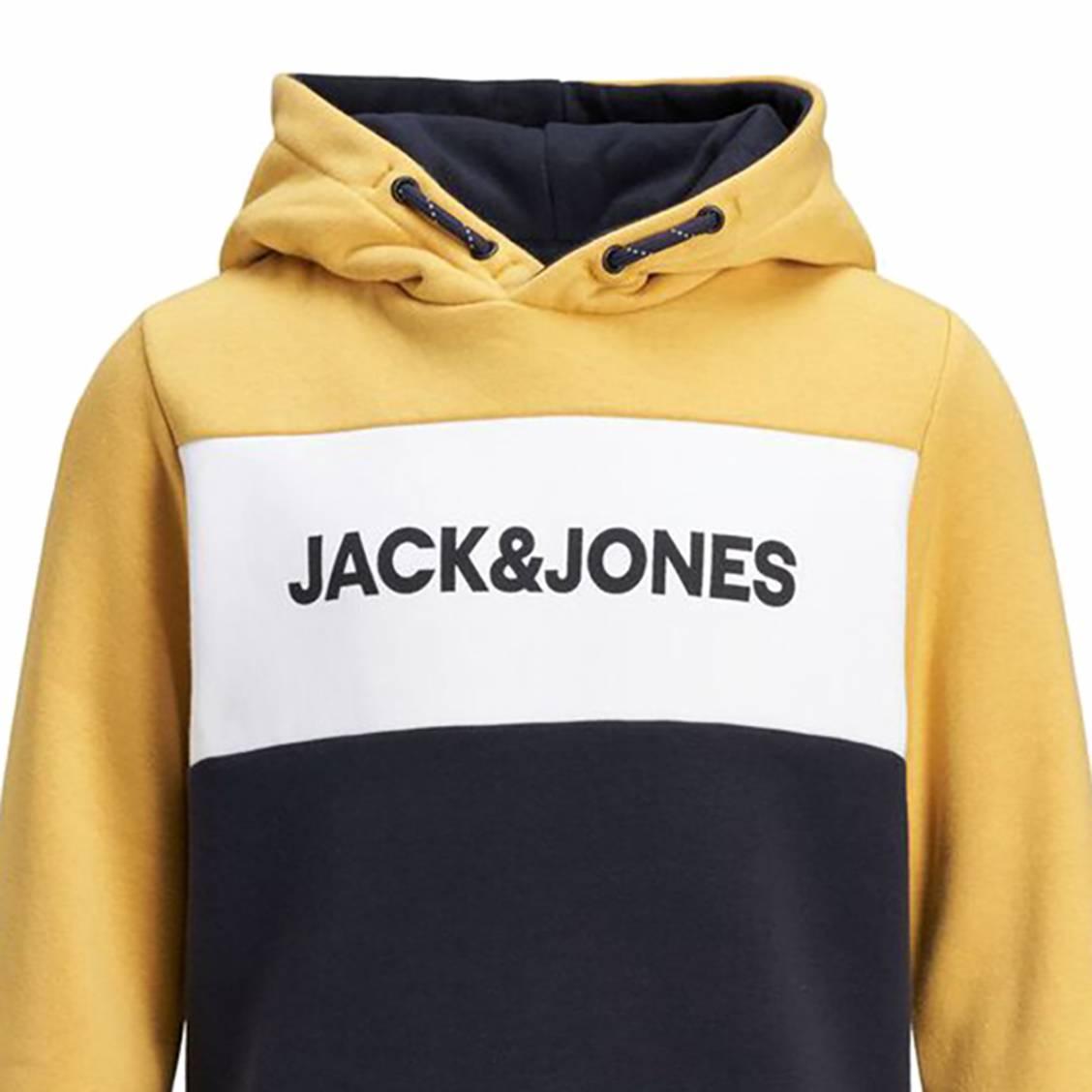 Jack /& Jones Junior Jormove Sweat Crew Neck Jr Maillot de survtement Fille