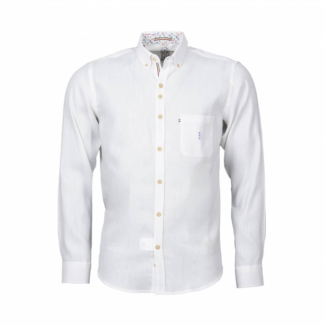 chemise en lin
