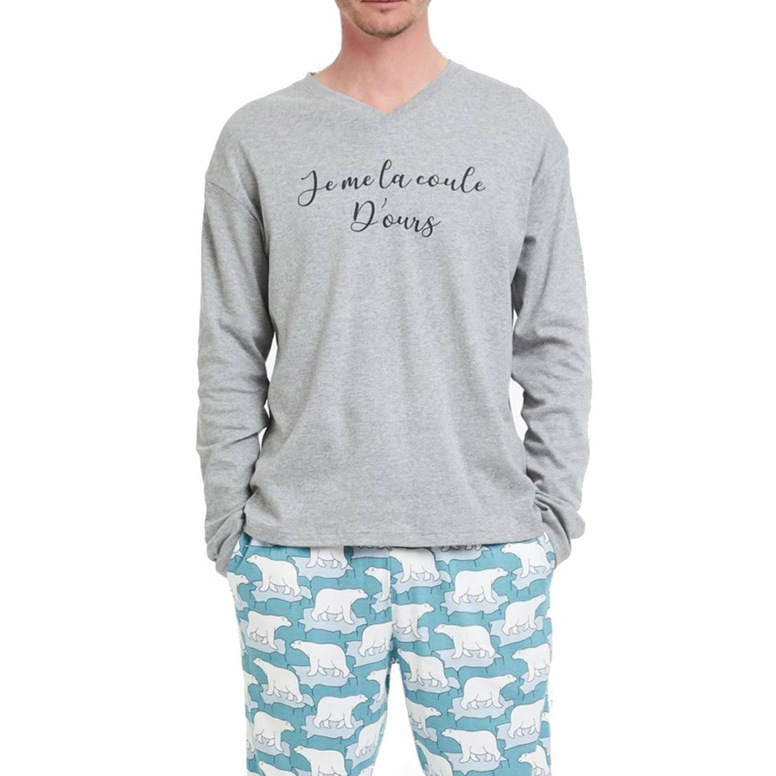 Pyjama humoristique Arthur