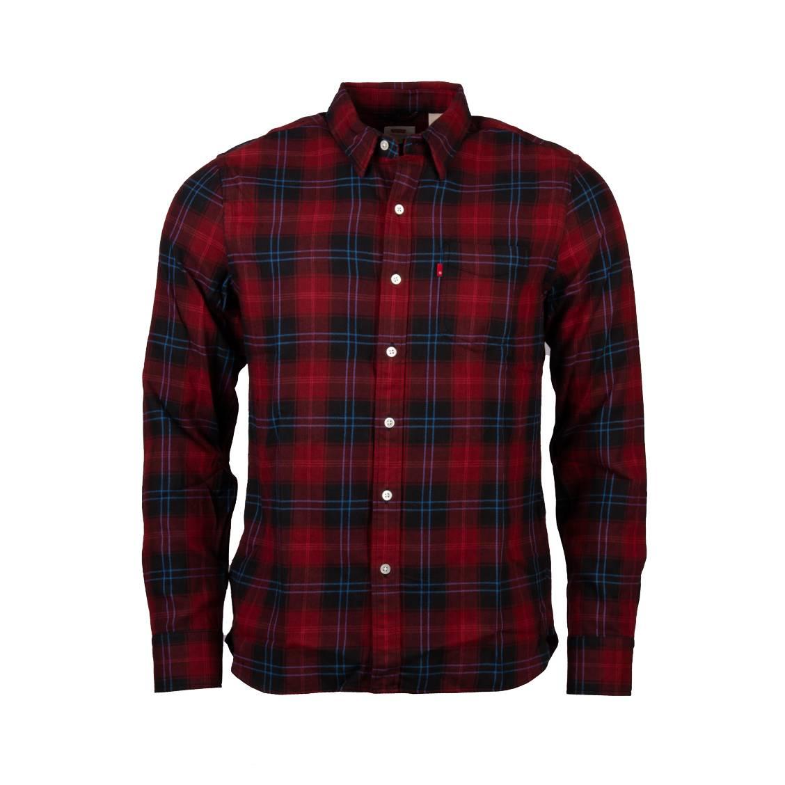 chemise flanelle Levi's
