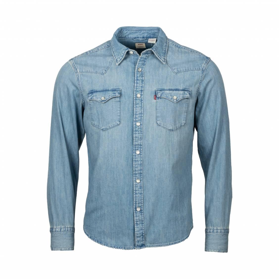 chemise en jean Levi's