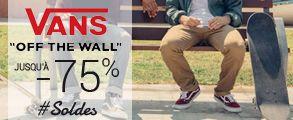 Van's Soldes