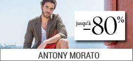 Soldes Antony Morato