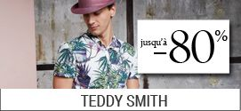 Soldes Teddy Smith