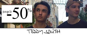 soldes teddy smith junior