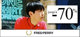 Soldes Fred Perry