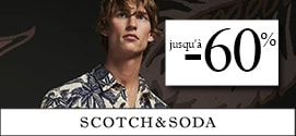 Soldes Scotch & Soda
