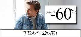 Soldes Teddy Smith