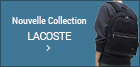 Nouvelle collection Lacoste