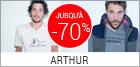 Soldes Arthur homme