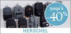 Soldes Herschel homme