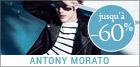 Soldes Antony Morato homme