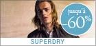 Soldes Superdry homme