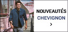 Nouvelle collection homme Chevignon
