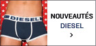 Nouvelle collection homme Diesel